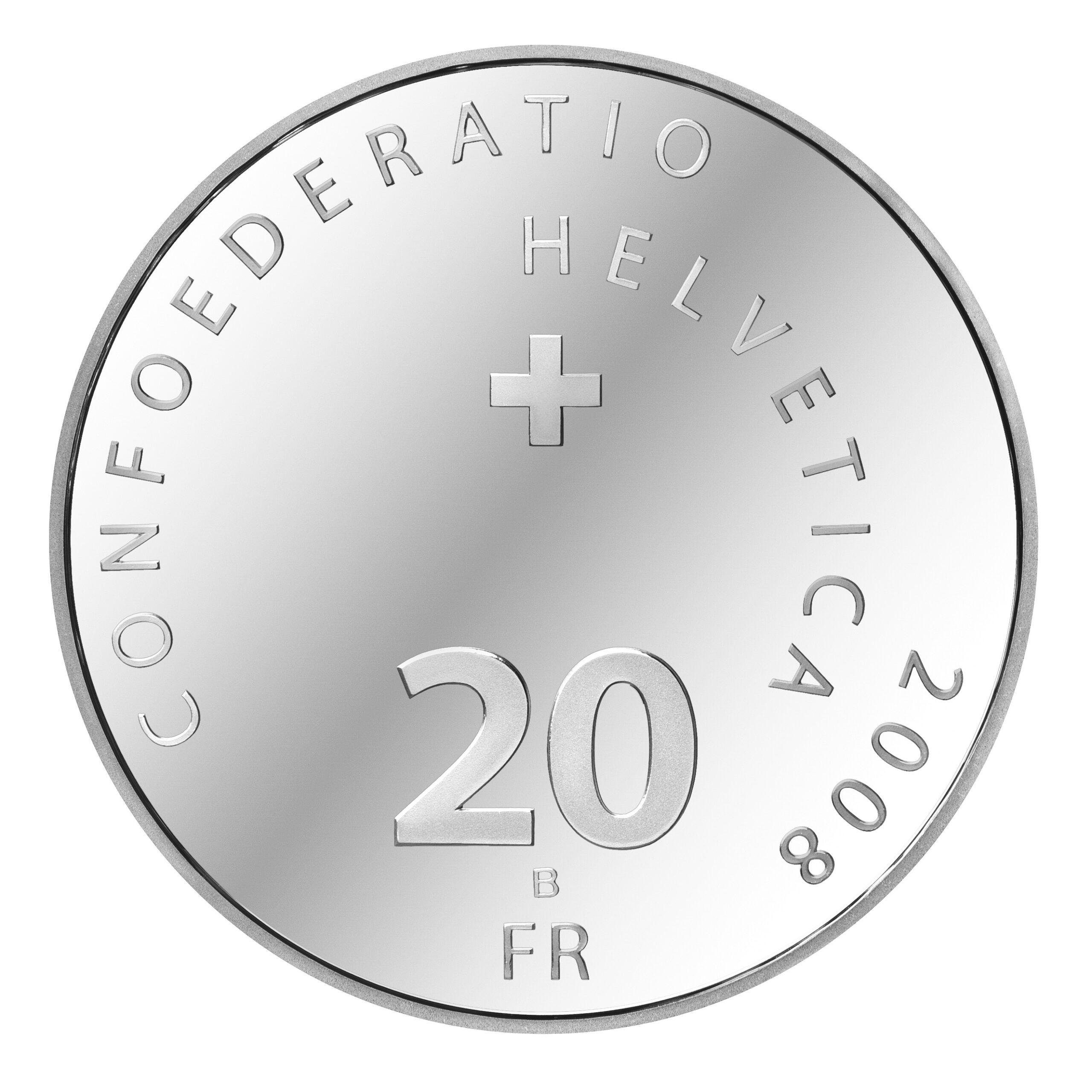 Ch 20 Franken 2008 B