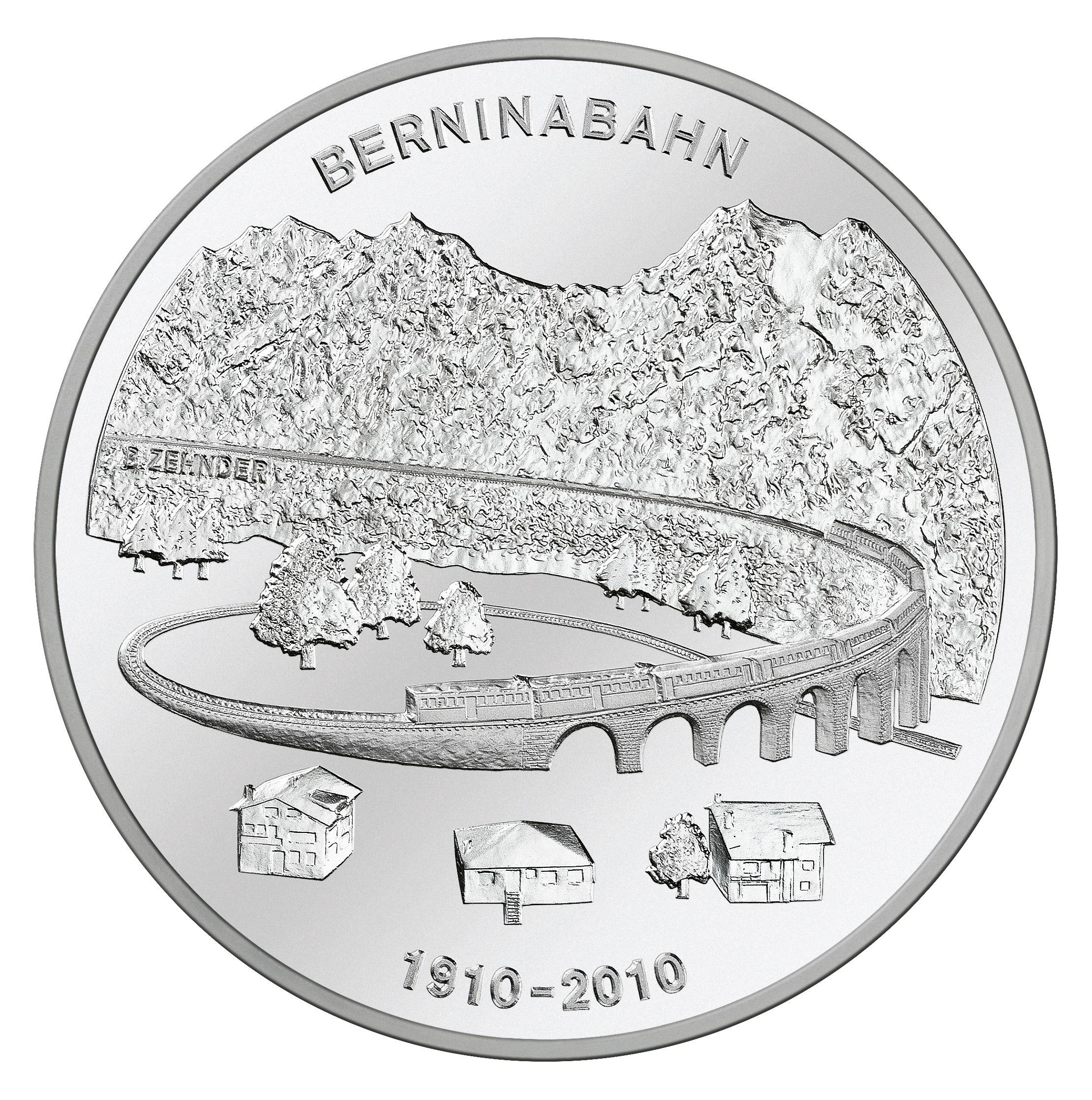 CH 20 Franken 2010 B