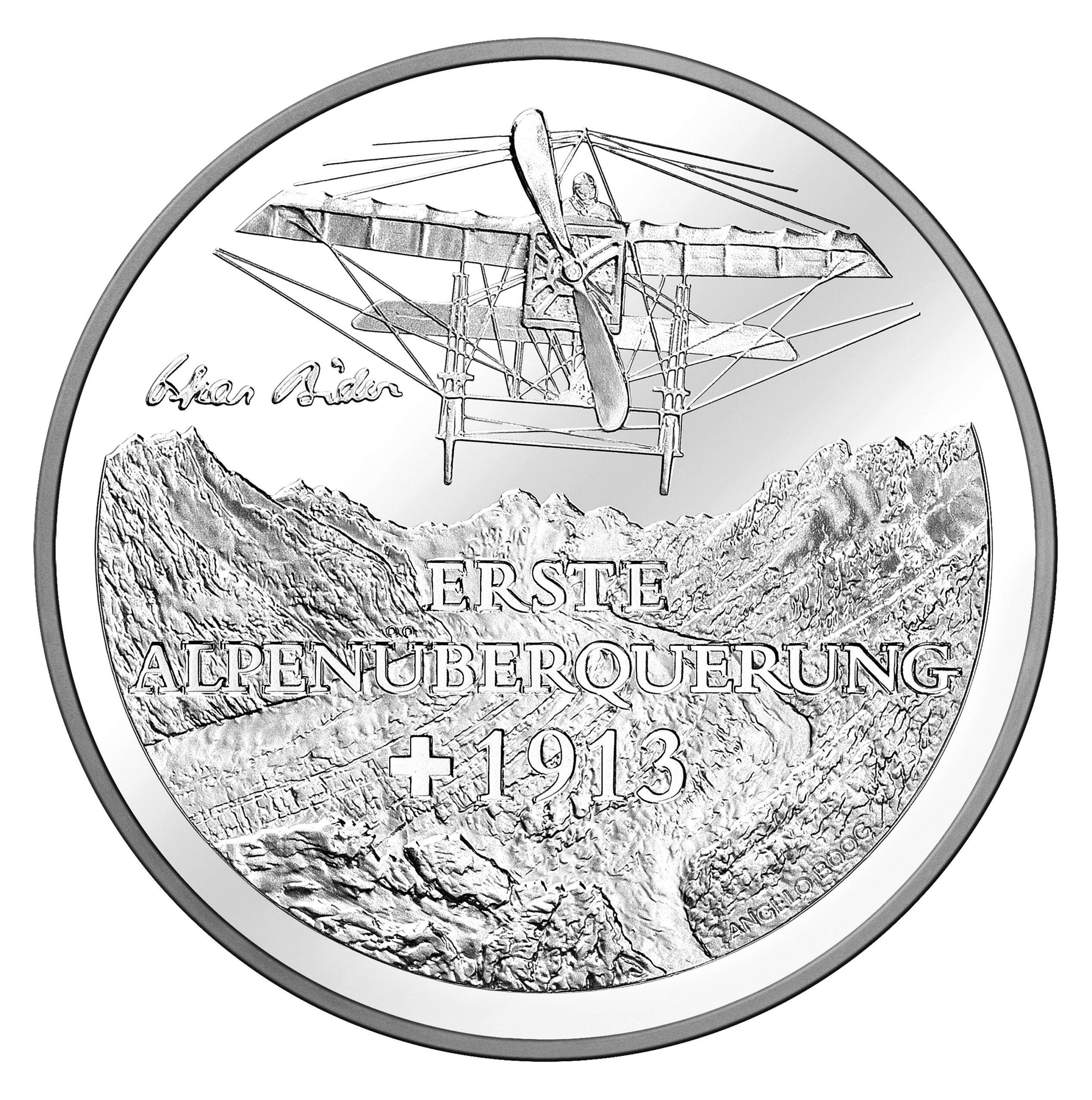 CH 20 Franken 2013 B