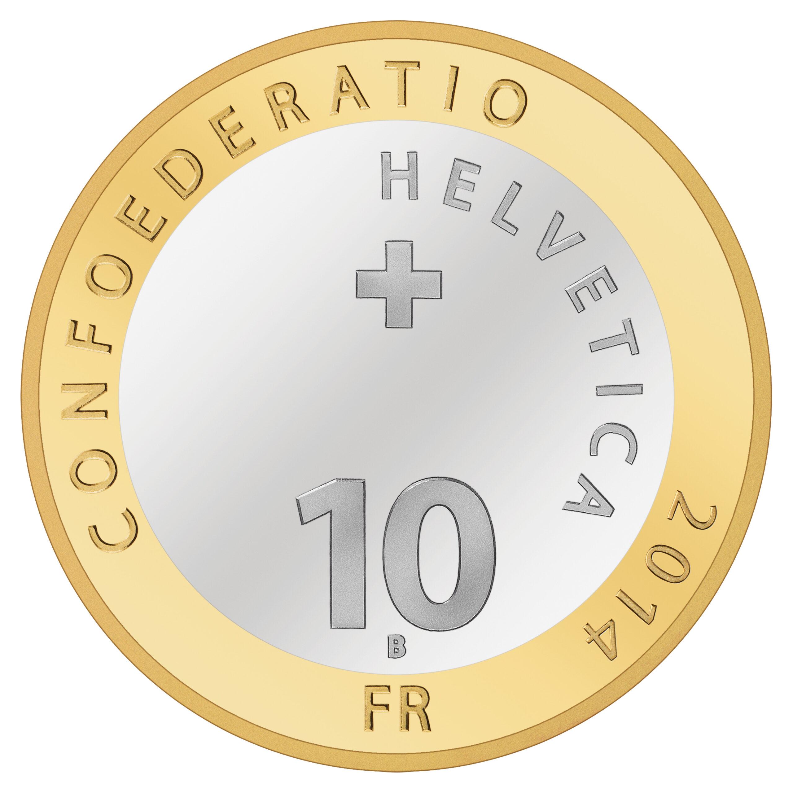 CH 10 Franken 2014 B
