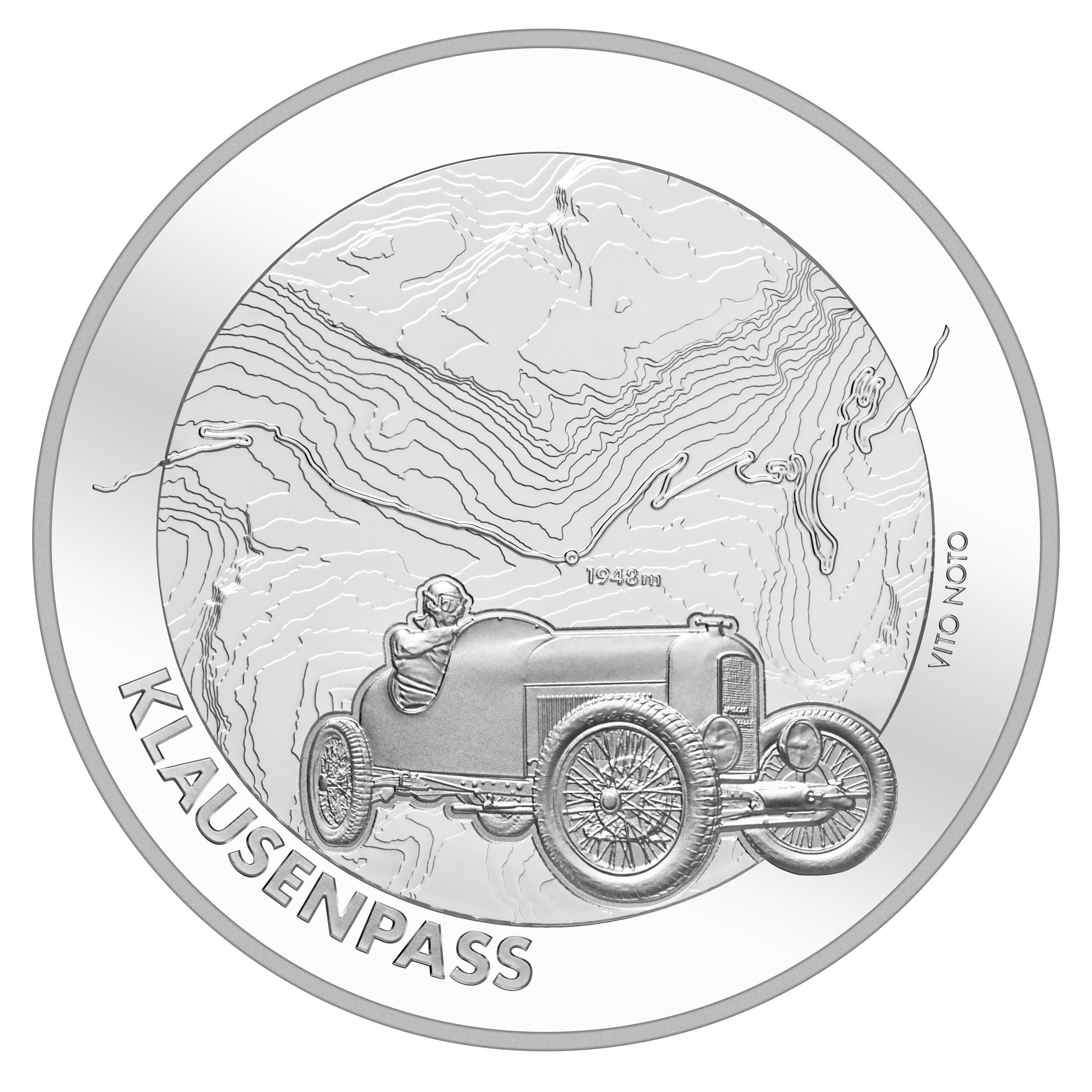 CH 20 Franken 2018 B