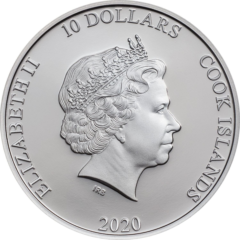 CK 10 Dollars 2020