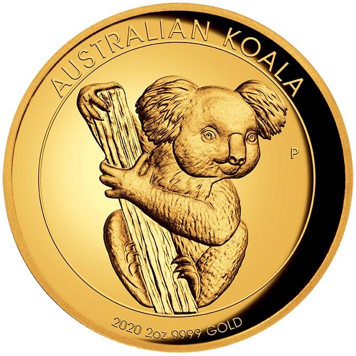AU 200 Dollars 2020 P