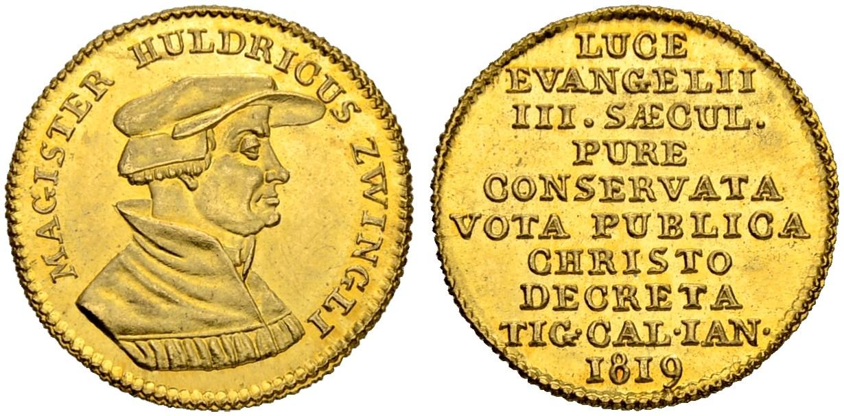 CH 1 Dukat 1819