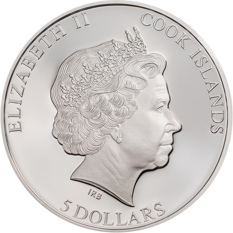 CK 5 Dollars 2020