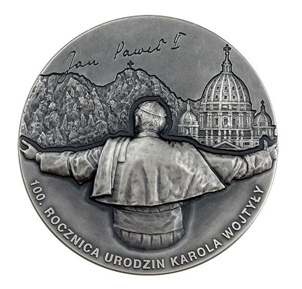 CM 3000 Francs 2020