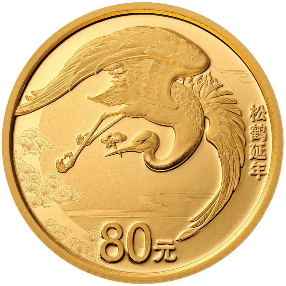 CN 80 Yuan 2020