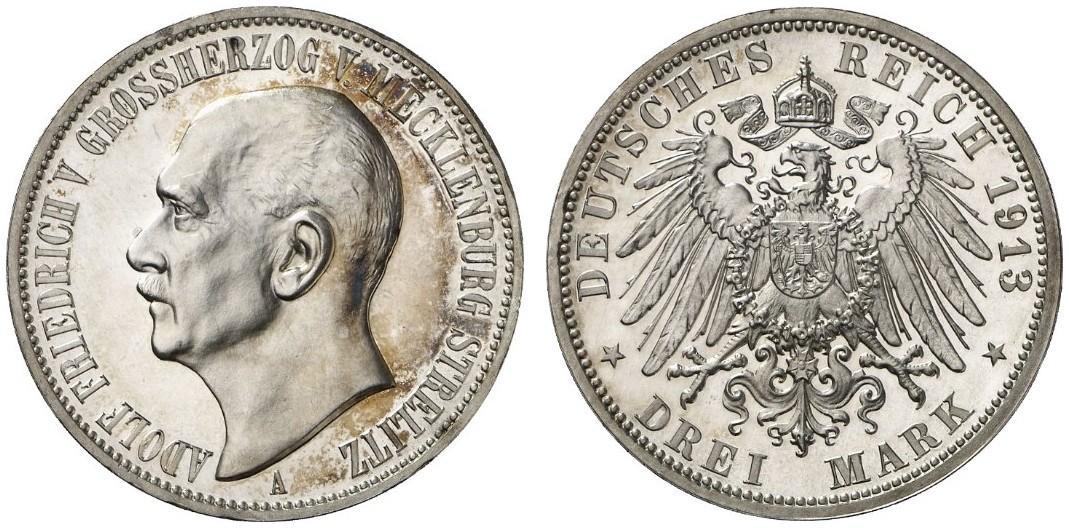 DE 3 Mark 1913 A