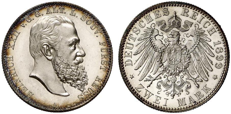DE 2 Mark 1899 A