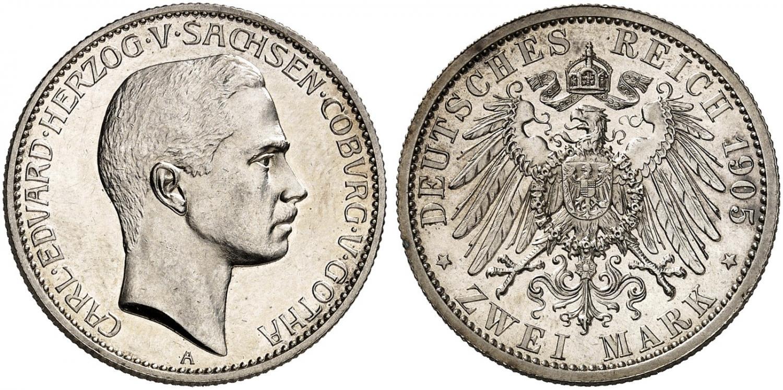 DE 2 Mark 1905 A