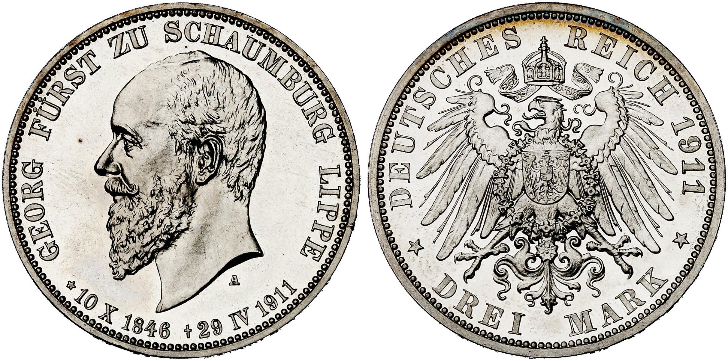 DE 3 Mark 1911 A