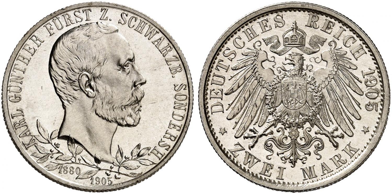 DE 2 Mark 1905