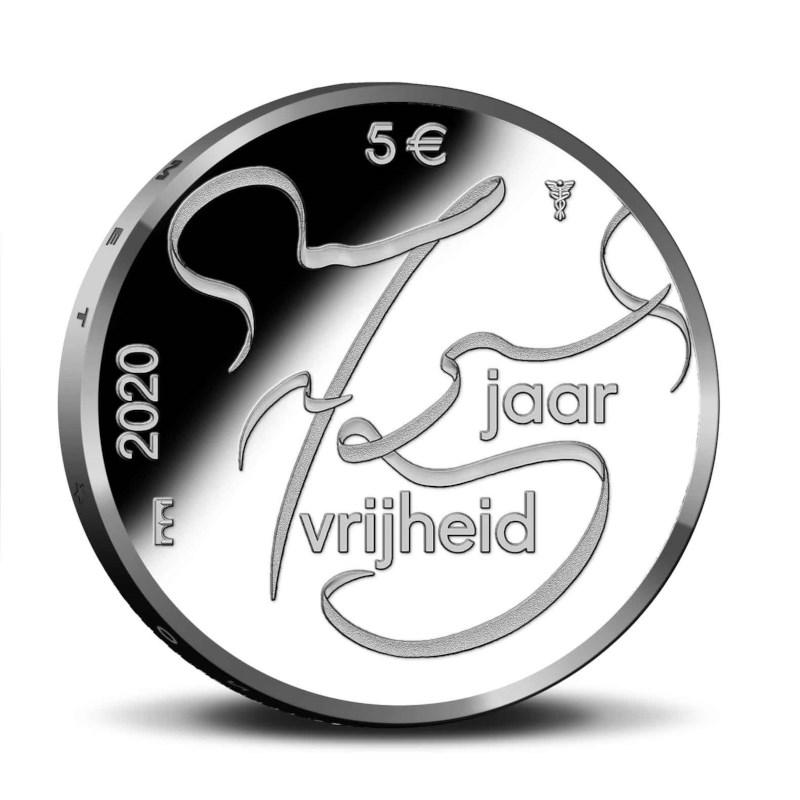 NL 5 Euro 2020 Staff of Mercury