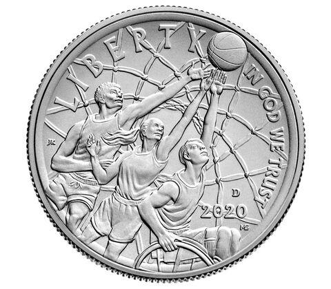 US Half Dollar 2020 D