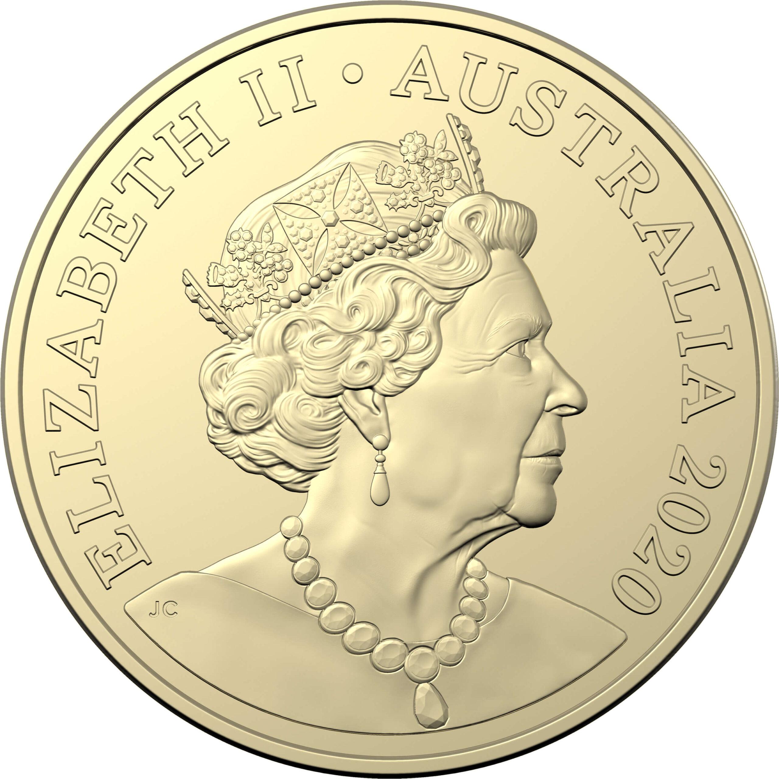 AU 1 Dollar 2020
