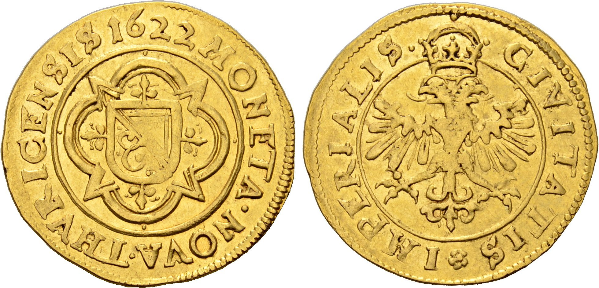 CH 1 Goldgulden 1622
