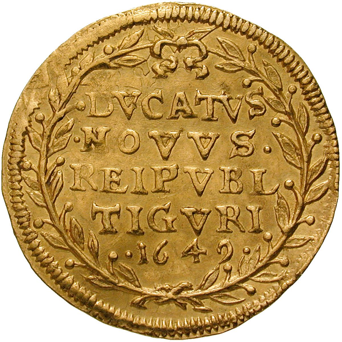 CH 1 Dukat 1649