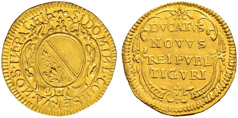 CH 1 Dukat 1651