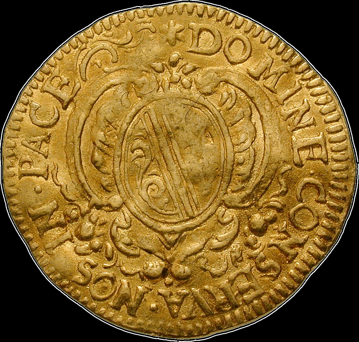 CH 1/2 Dukat - Halbdukat 1662