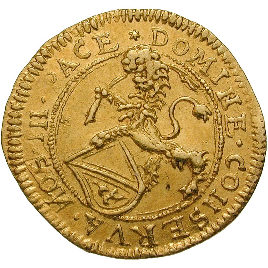 CH 1/2 Dukat - Halbdukat 1671