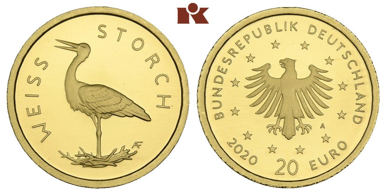 DE 20 Euro 2020 A