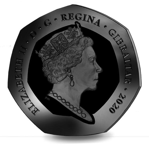GI 50 Pence 2020 PM