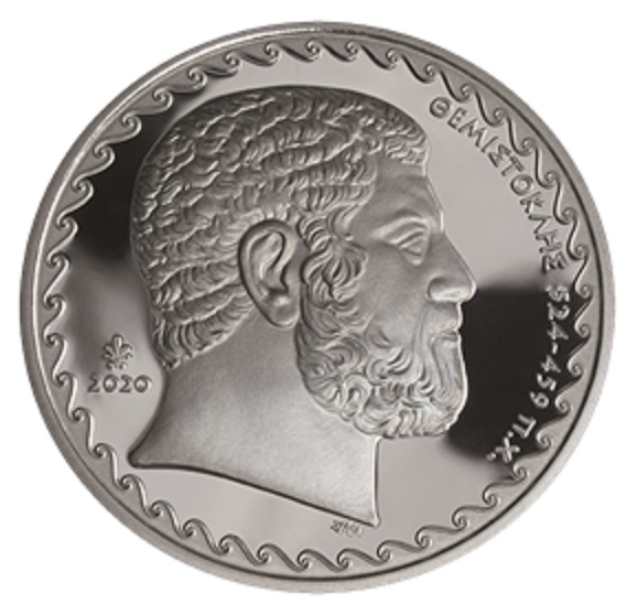 GR 10 Euro 2020 Palmette