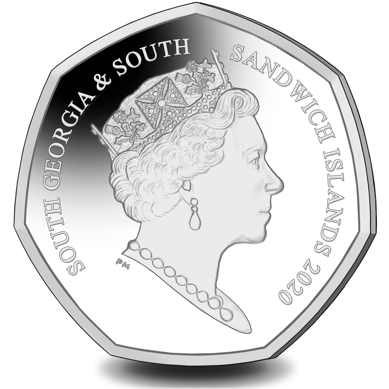 GS 50 Pence 2020 PM