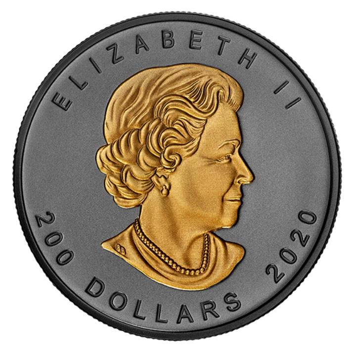 CA 200 Dollars 2020
