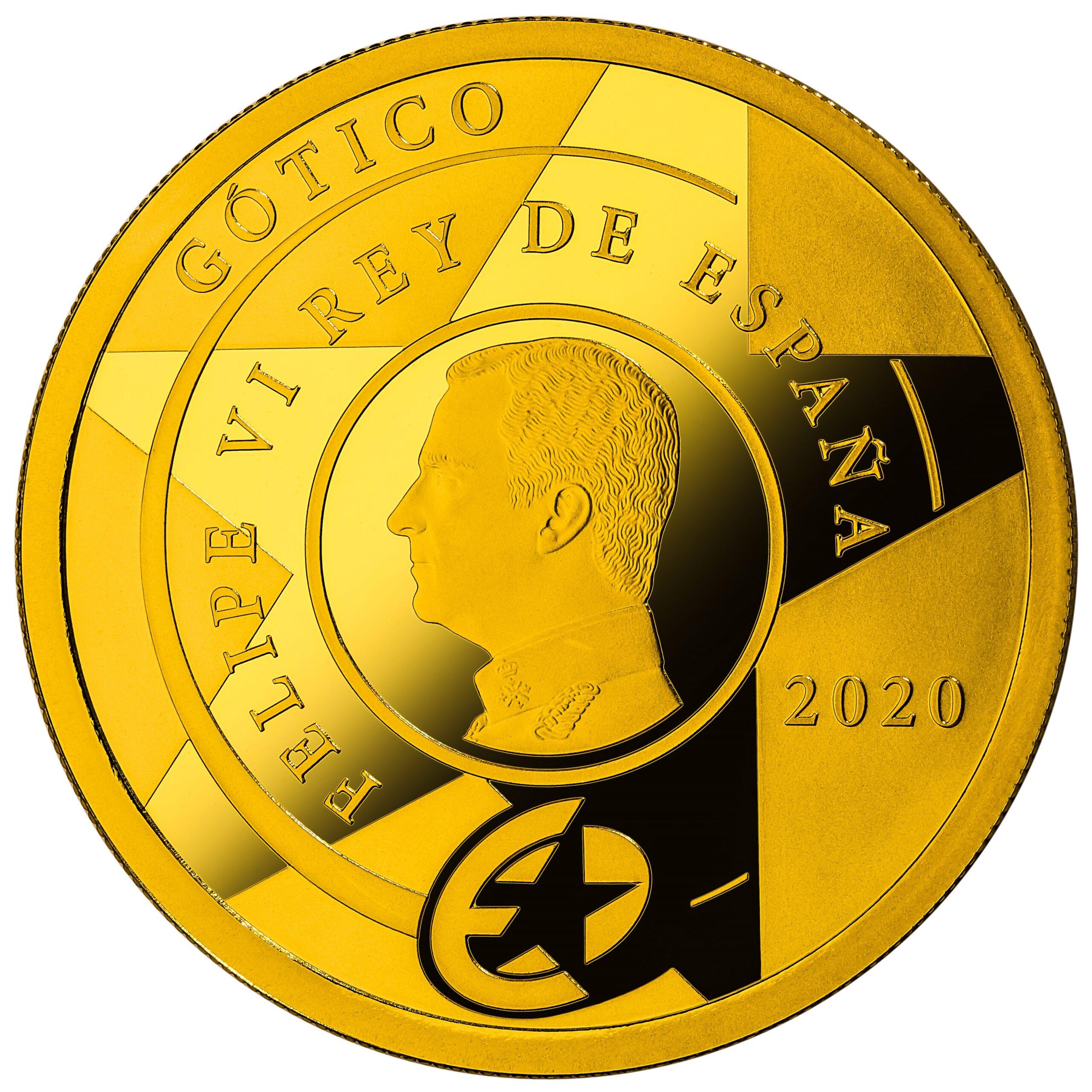 ES 200 Euro 2020 Real Casa de la Moneda logo