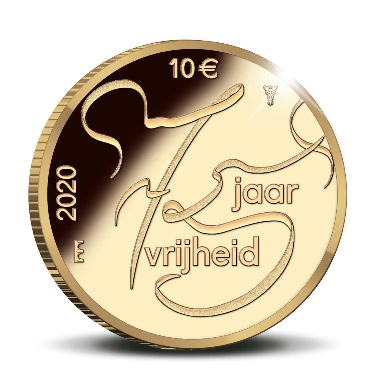 NL 10 Euro 2020 Staff of Mercury