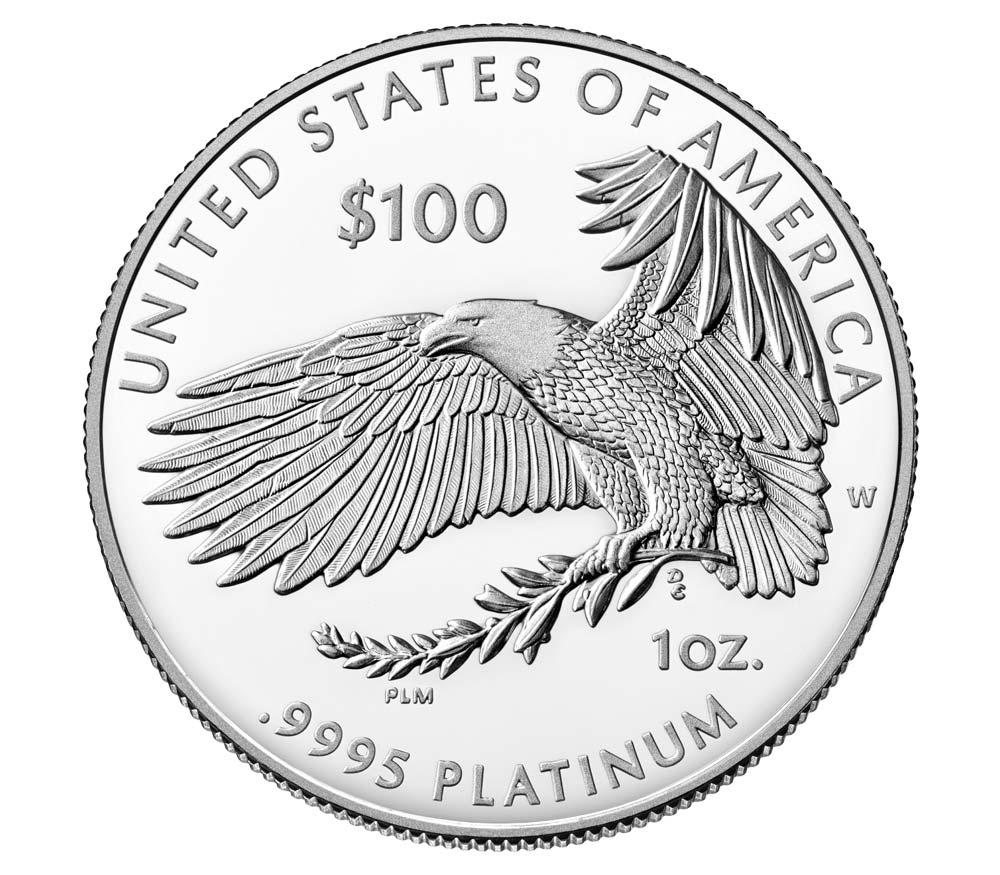US 100 Dollars 2020 W