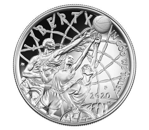 US 1 Dollar 2020 P