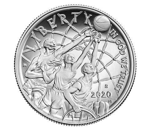 US 1/2 Dollar - Half 2020 S