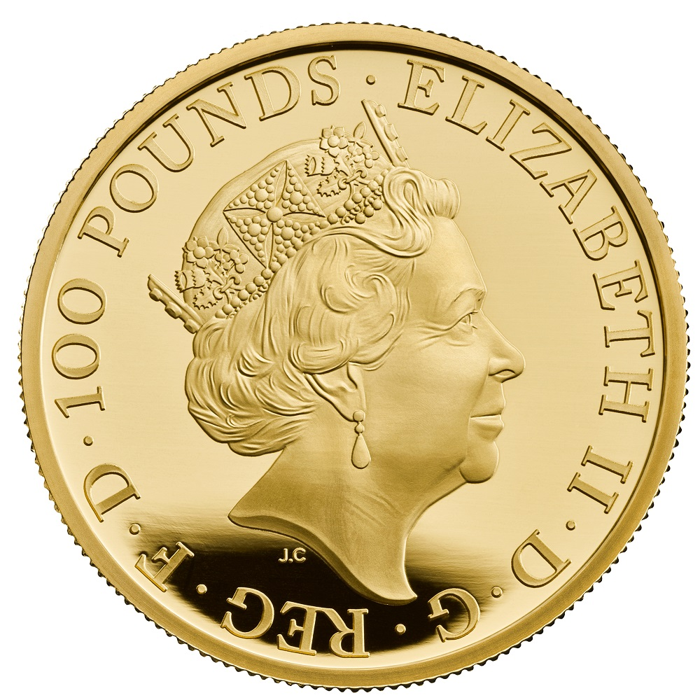 GB 100 Pounds 2021