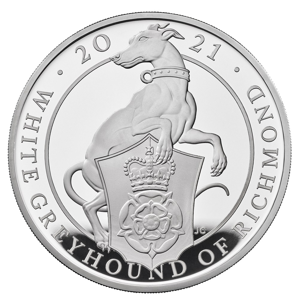 GB 10 Pounds 2021