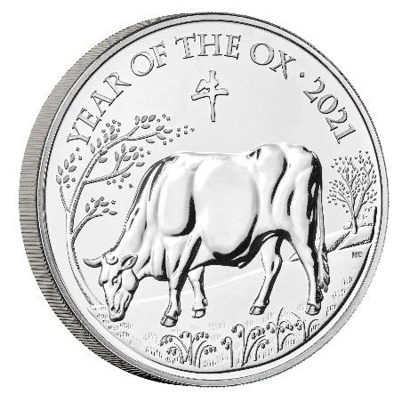 GB 5 Pounds 2021