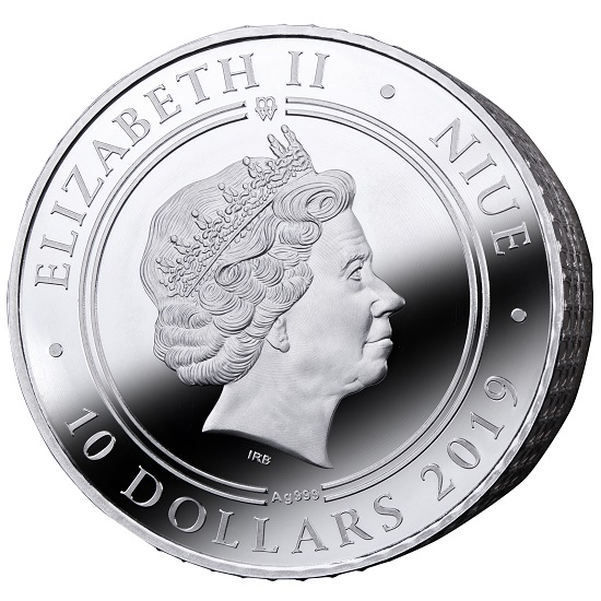 NU 10 Dollars 2019 MW