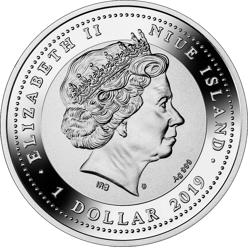 NU 1 Dollar 2019 MW