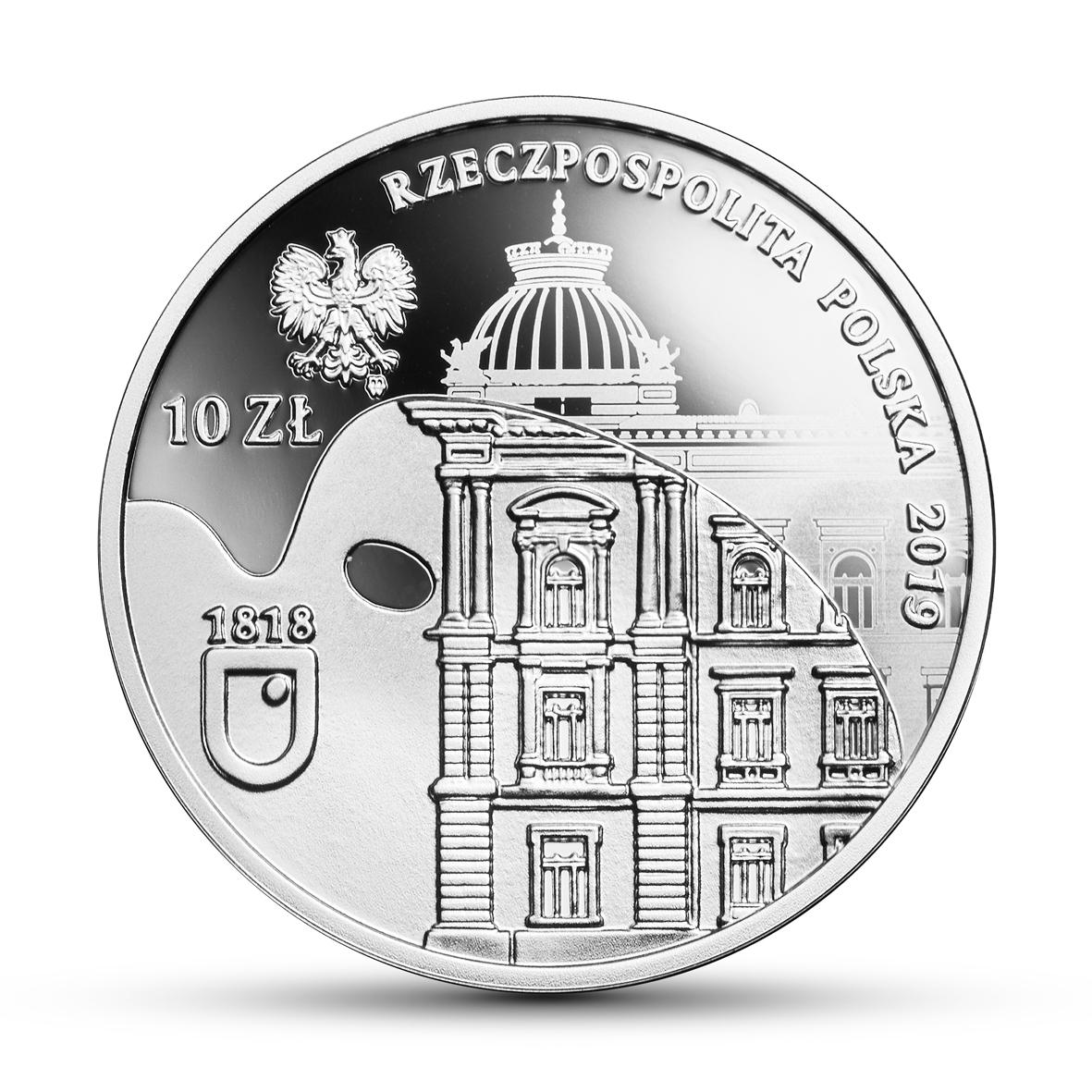 PL 10 Zloty 2019 MW