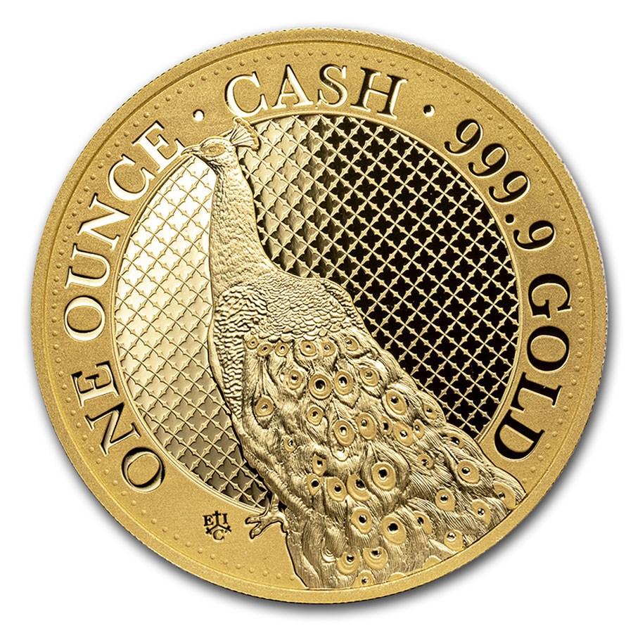 SH 100 Pounds 2020 EIC Mintmark