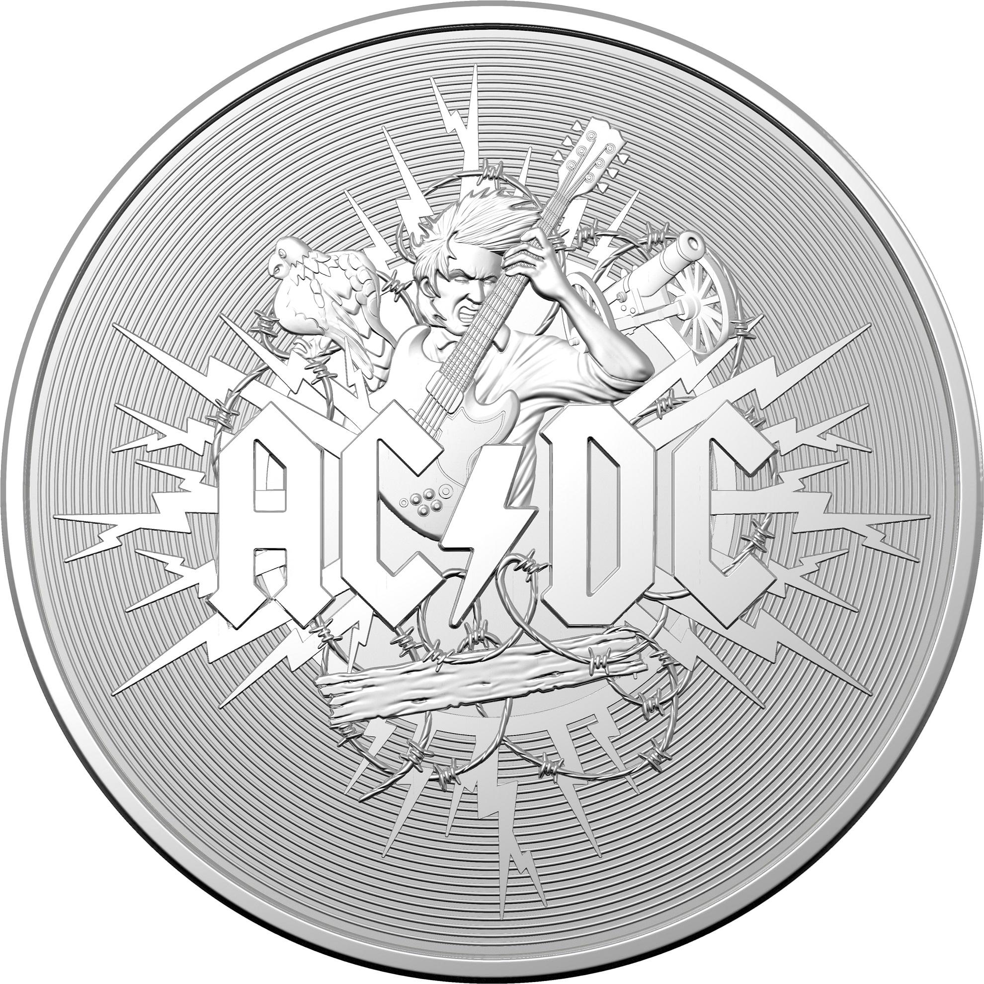 AU 1 Dollar 2021
