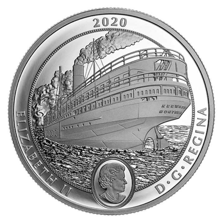 CA 30 Dollars 2020