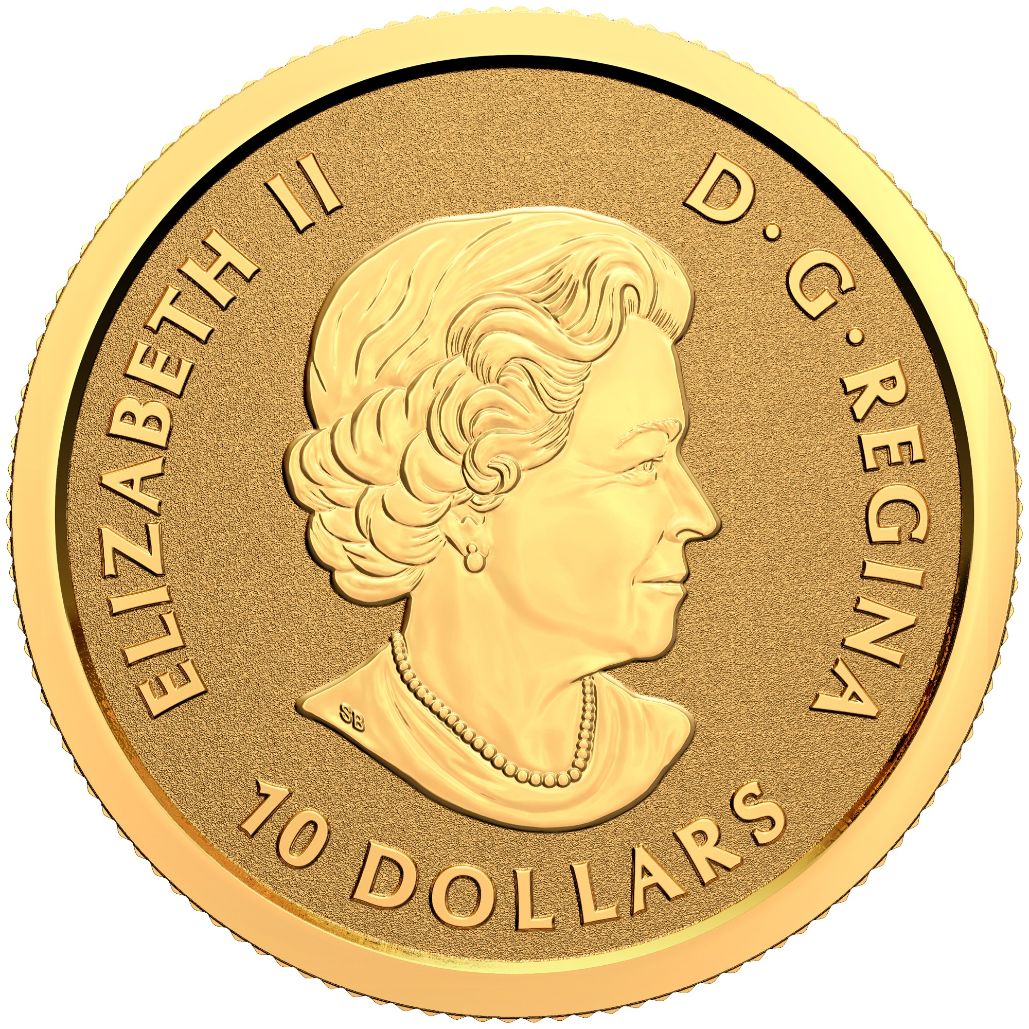 CA 10 Dollars 2021