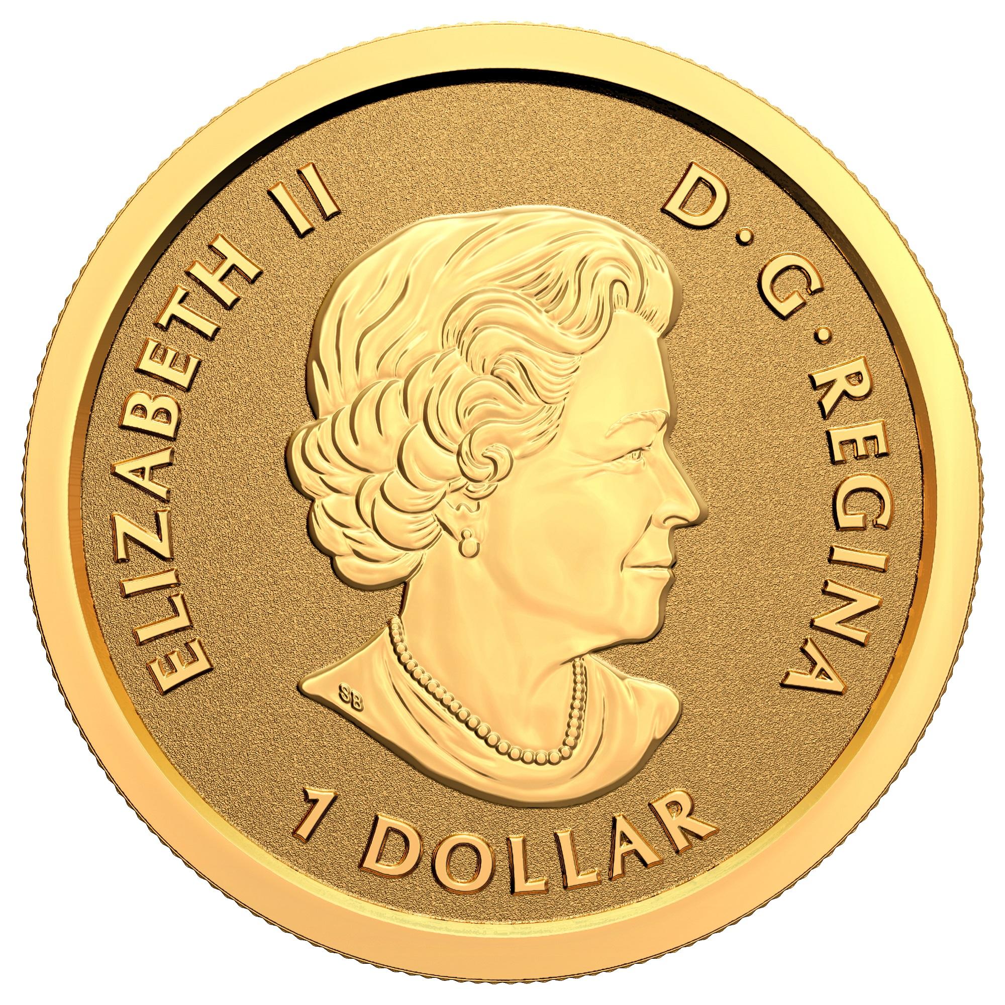 CA 1 Dollar 2021