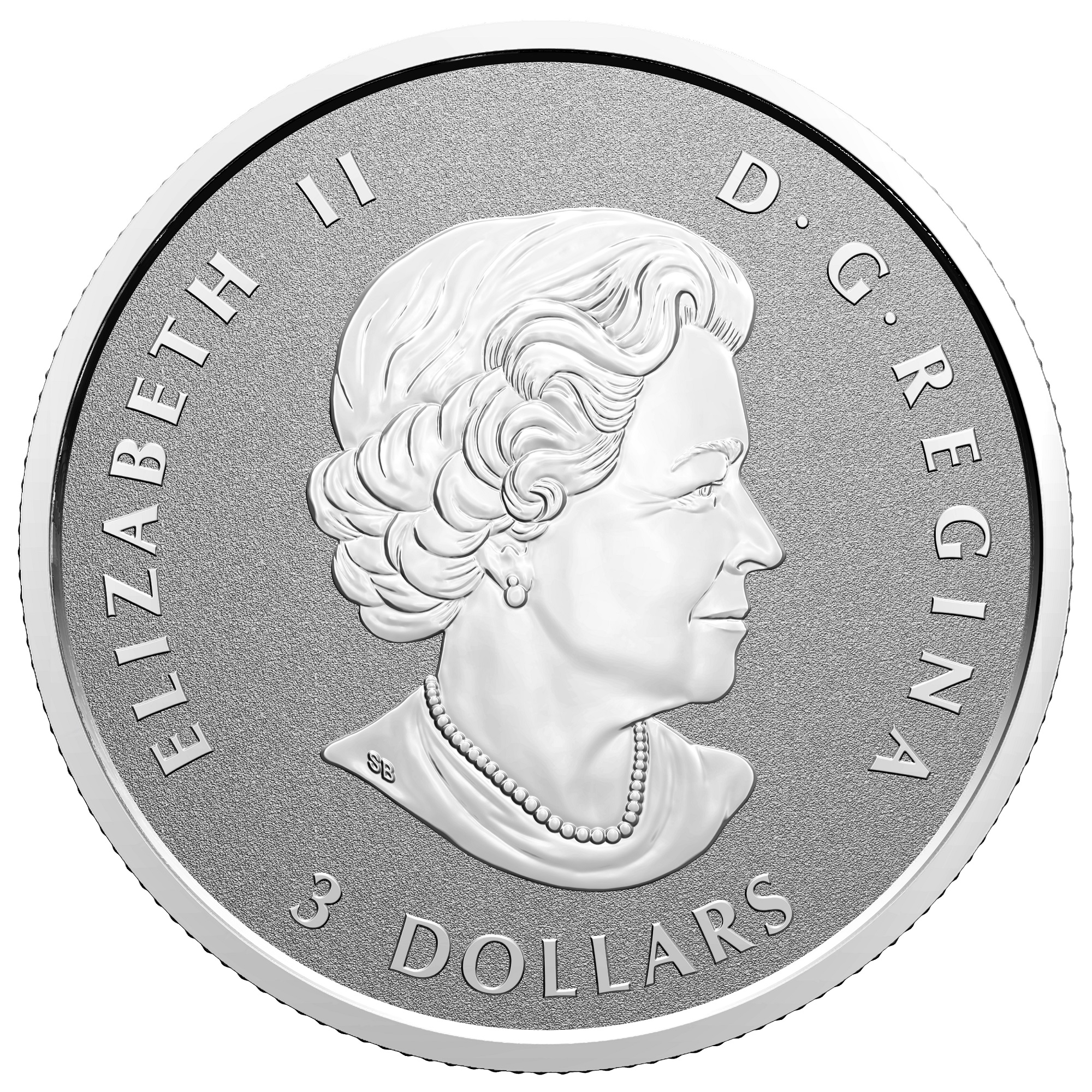 CA 3 Dollars 2021