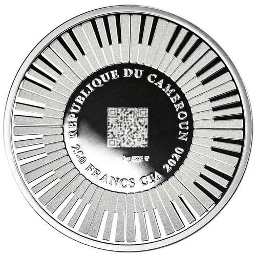 CM 250 Francs 2020 Monogram MW