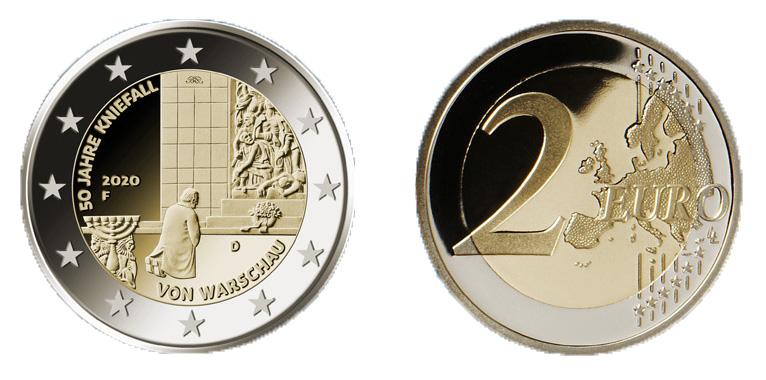 DE 2 Euro 2020 D