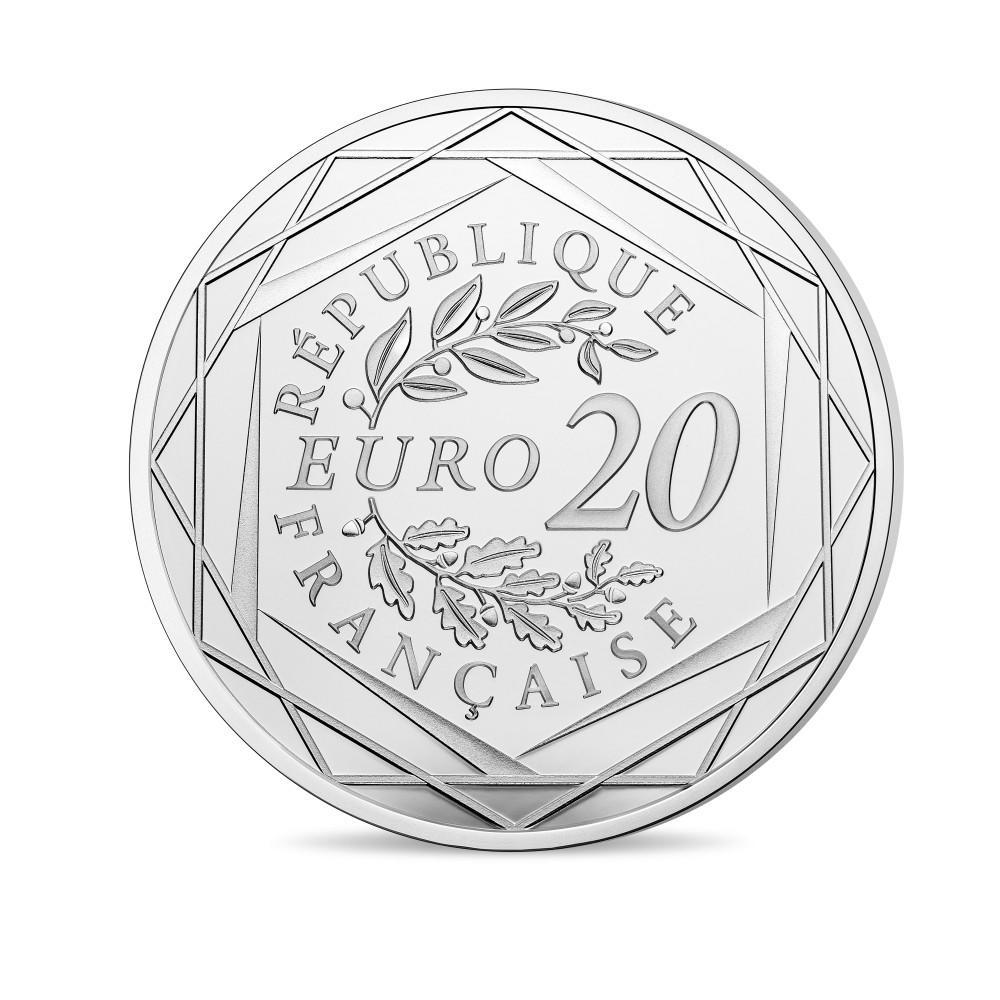 FR 20 Euro 2020 Horn of Plenty
