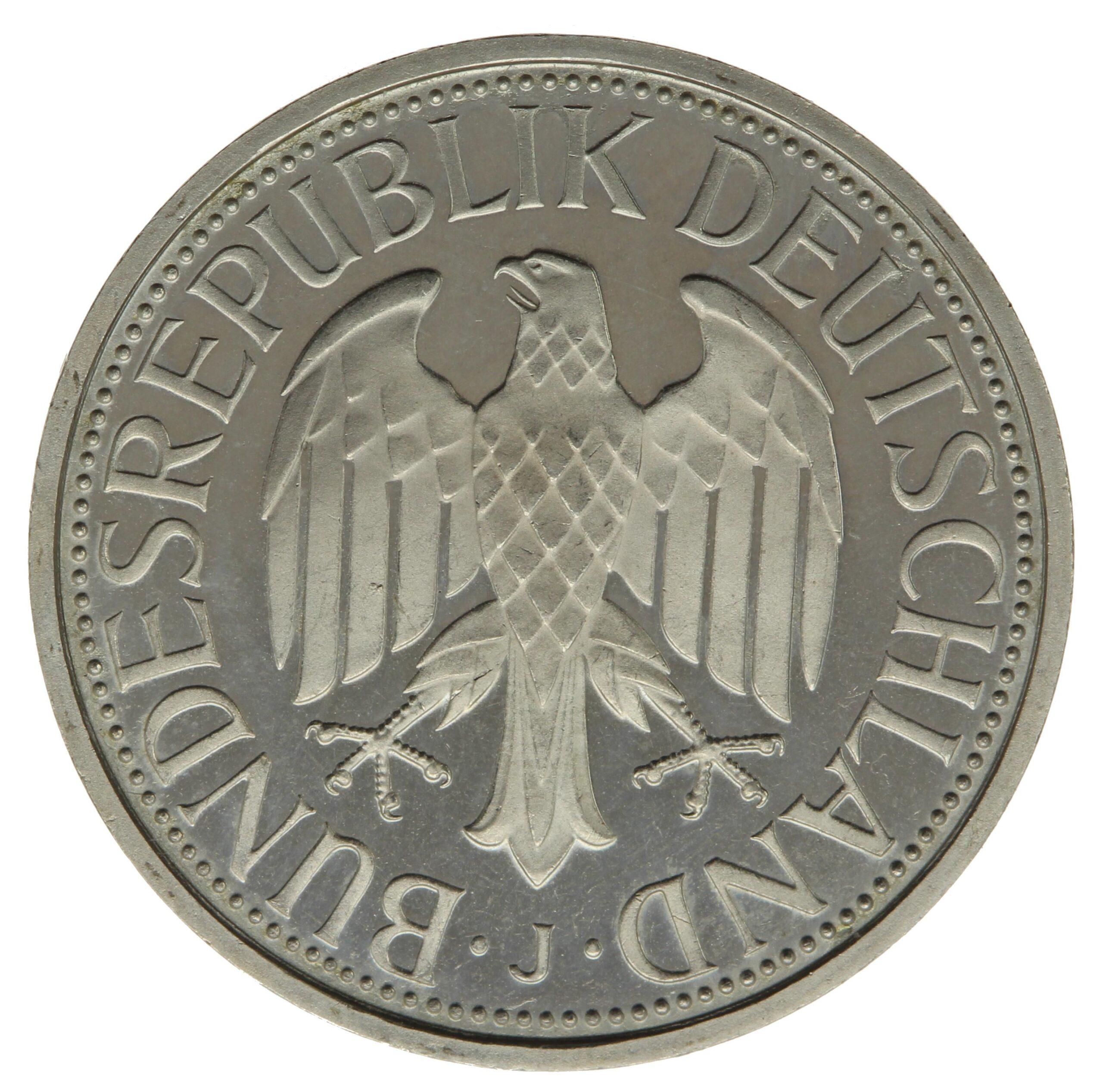 DE 1 Deutsche Mark 1998 J